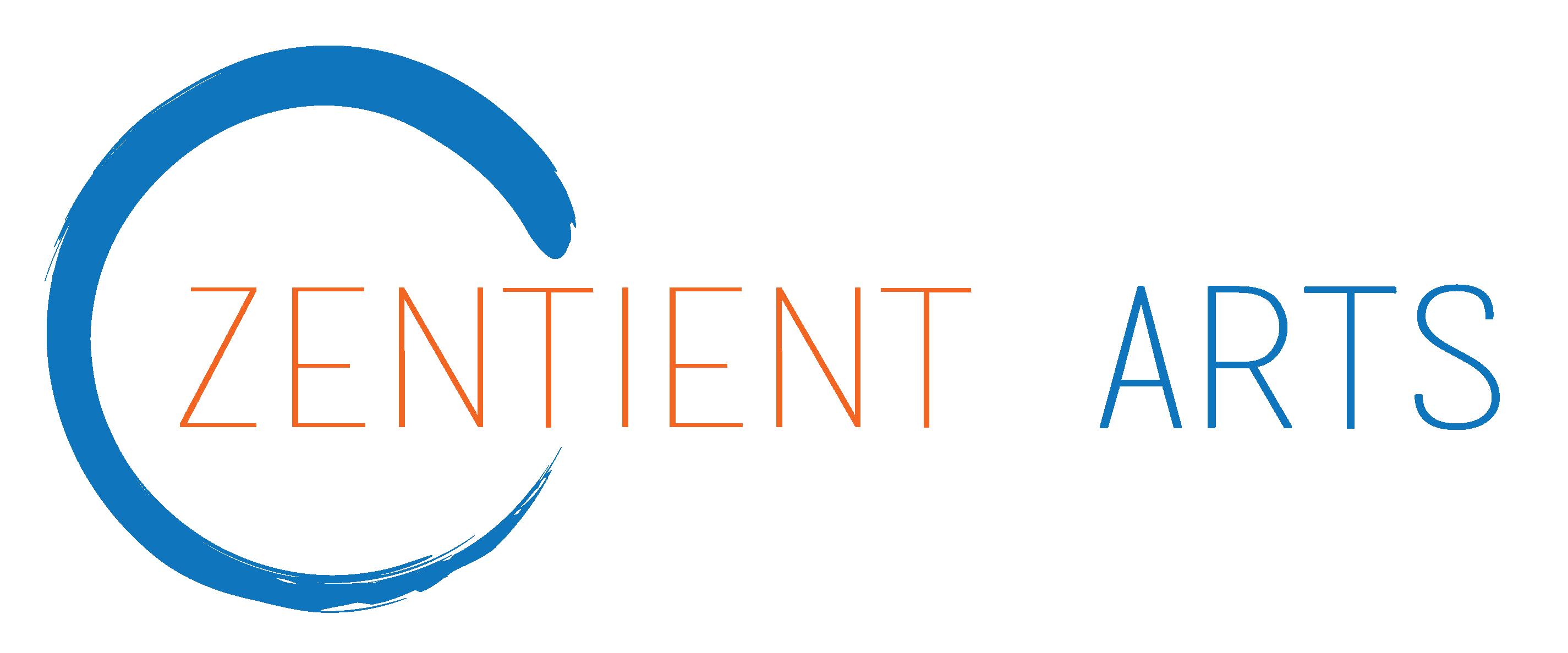Zentient Arts Mobile Logo