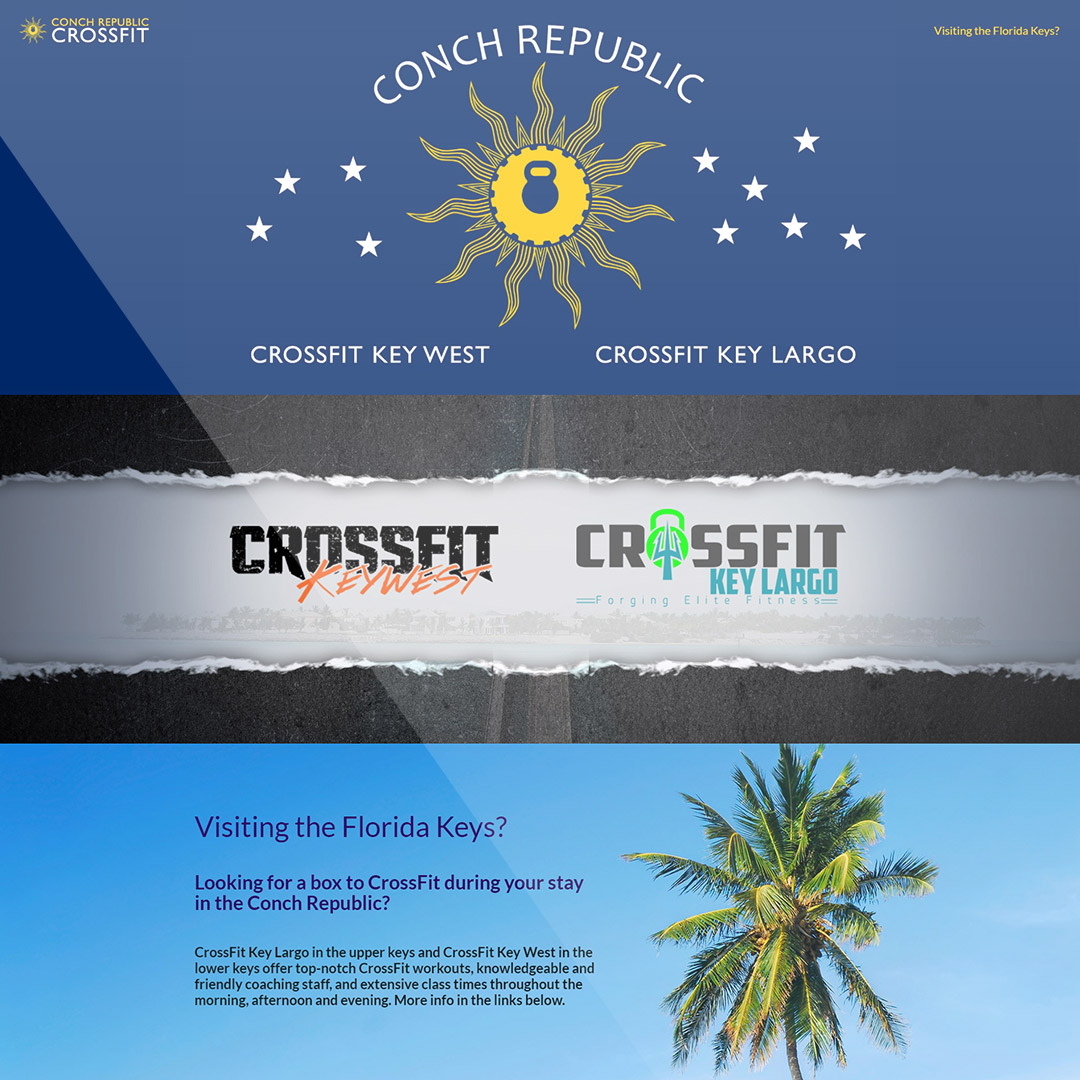 Conch Republic CrossFit