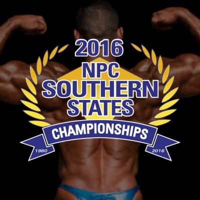2016 NPC Southern States Championships