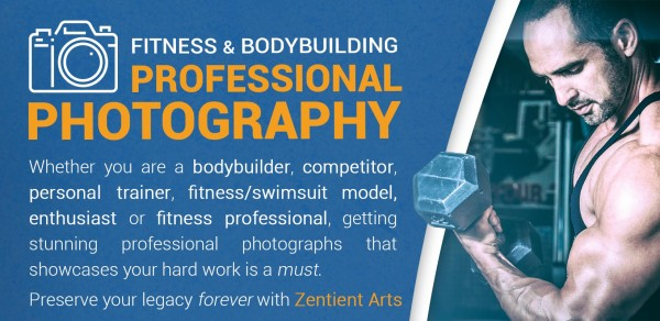 Miami Fitness and Bodybuilding Photography