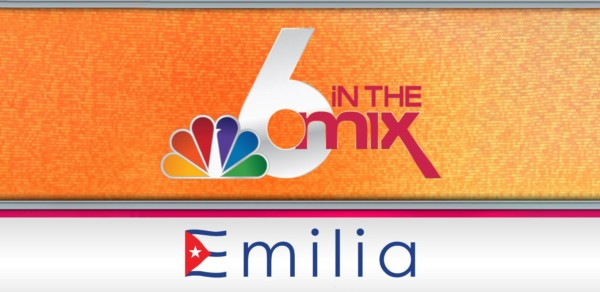 NBC 6 in the Mix South Florida Feature on Emilia Documentary
